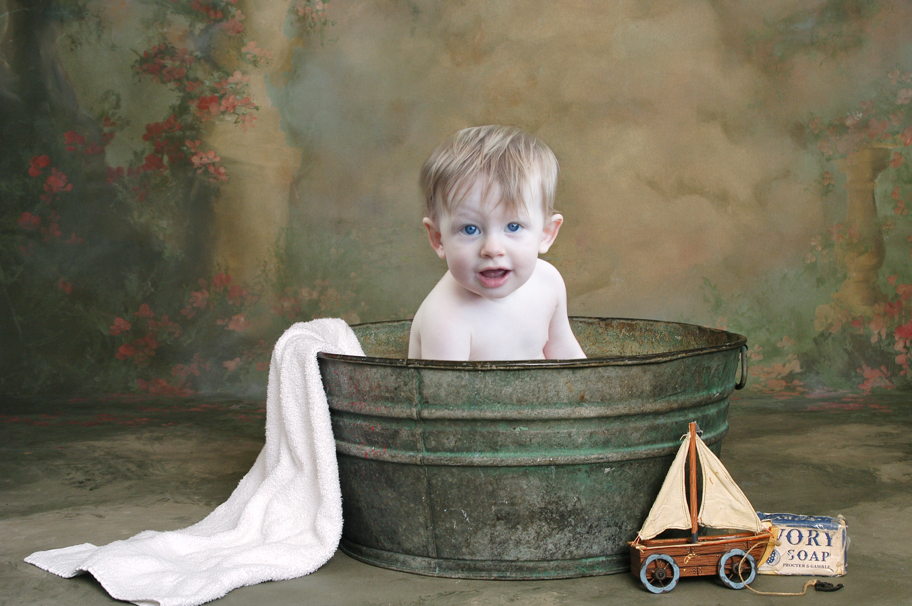 Baby Jackson And New Props Murfreesboro Photographer Little Tots